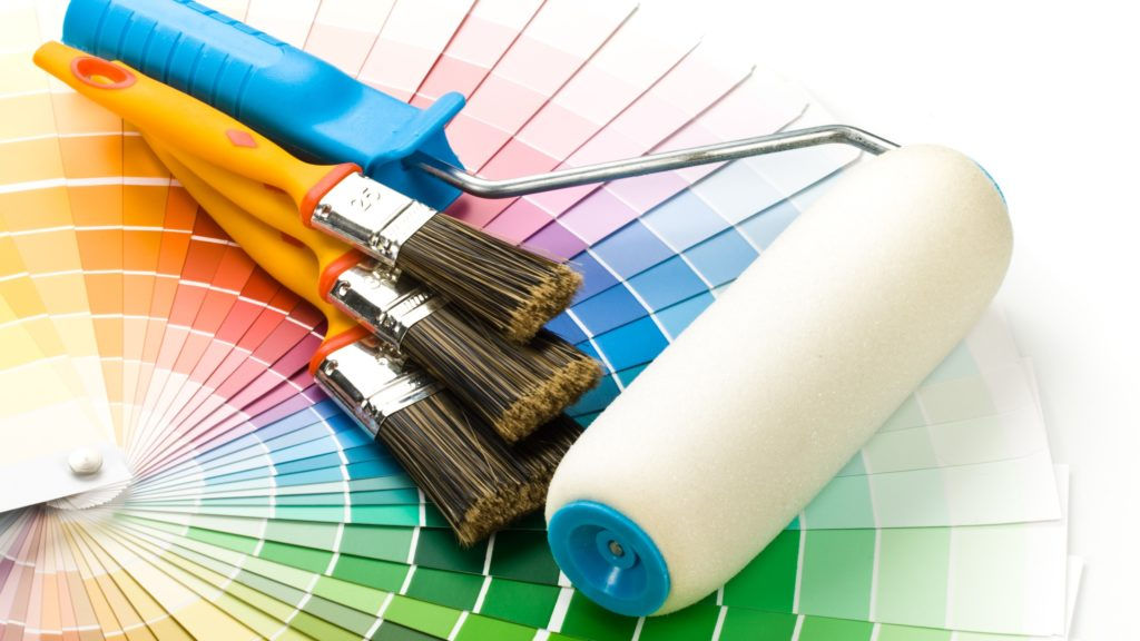 paint your home for sale