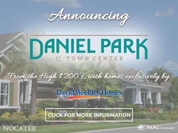 Announcing Daniel Park, a new neighborhood in Nocatee